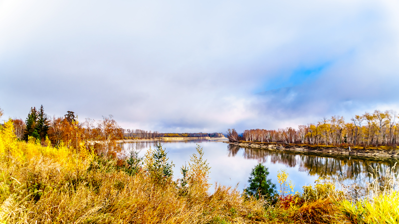 a picture of acreage for sale in BC